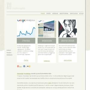 Hjemmeside optimering & grafisk design
