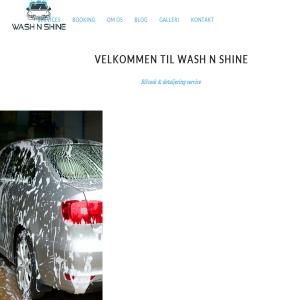 Wash N Shine
