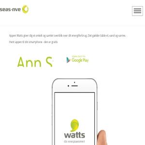 Watts din energiassistent