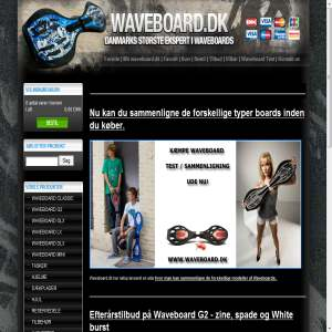 Billigt waveboard