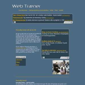 Personlig træner - få god vejledning her
