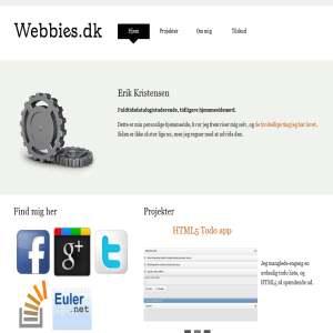 Webbies.dk