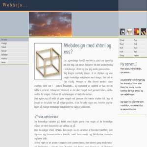 Webhejs