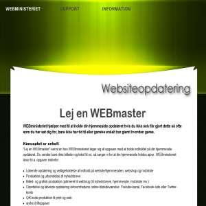 WEBministeriet