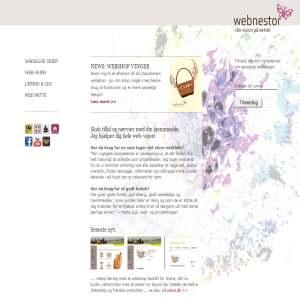 Fokus på webdesign der oser af kvalitet