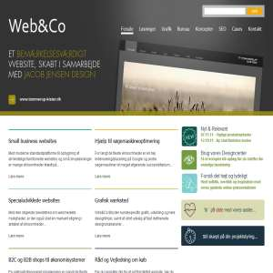 Web&Co Dynamics C5 Concorde Webintegration A/S