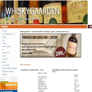 Whiskyggarden