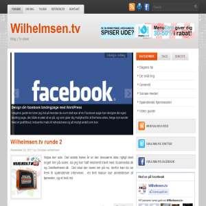Wilhelmsen.tv | Blog og Tv show om sociale medier