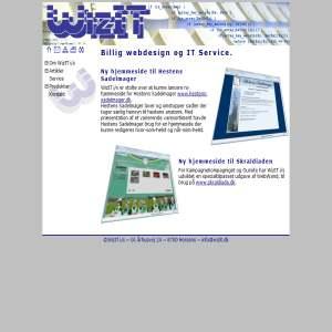 WizIT i/s Webdesign & IT Service