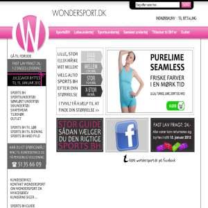 Wondersport.dk