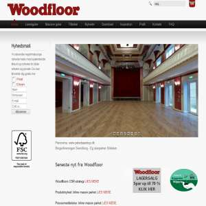 Woodfloor.dk