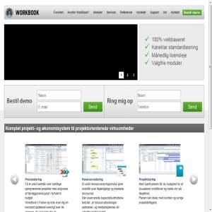 WorkBook Projekt & Finans