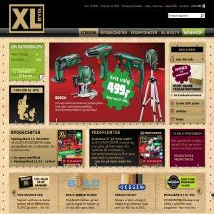 XL-BYG Byggecenter & Proffcenter