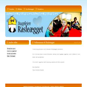 Dagplejen Rasleægget