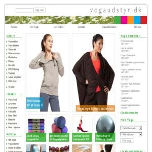 Yogaudstyr.dk