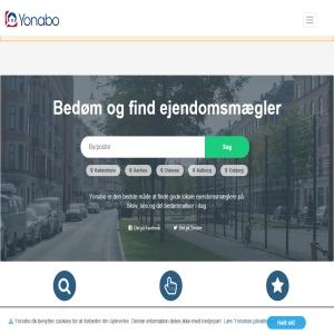 Yonabo.dk - Sammenlign ejendomsmægler