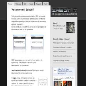 Zaibot IT v/ Tobias Thaastrup-Leth