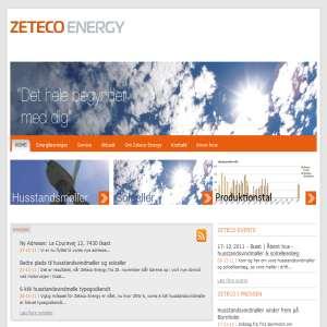 Zeteco Energy - Vedvarende energiløsninger