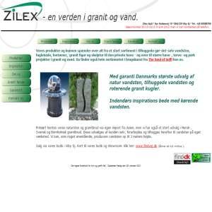 Zilex - en verden i granit & vand