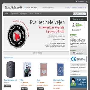Zippolighter.dk