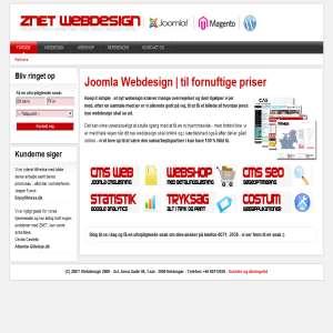 ZNET Webdesign