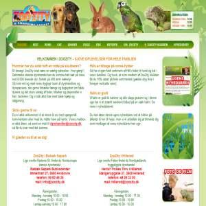 Zoo Zity - Din internet dyrehandel
