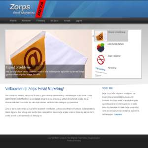 Zorps Gratis Mailinglist