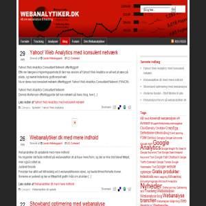 Webanalytiker Blog