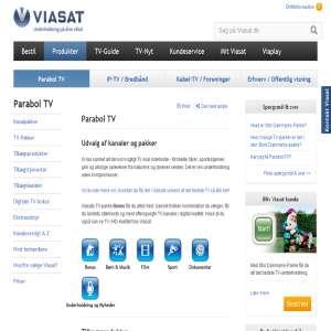 Parabol TV - Viasat