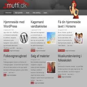 Mutti.dk | Kunst, mad og musik