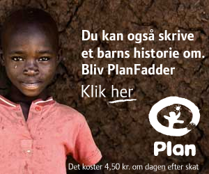 Plan Danmark - Bliv fadder og hjælp børn i fattige lande