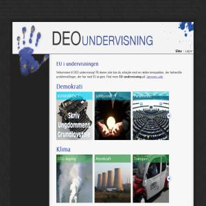 DEO undervisning