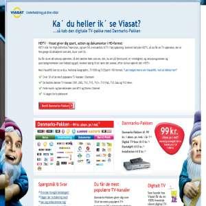 HDTV Viasat - bestil det her