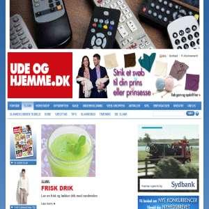 Slank med Ude og Hjemme.dk