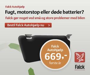Falck A/S - Autohjælp, Førstehjælp & Sygetransport