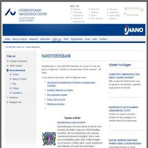 Nanovidensbank
