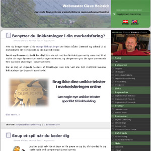 Søgemaskineoptimering & Webudvikling - Blog