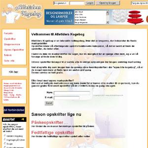 Alletiders Kogebog | dk-kogebogen.dk