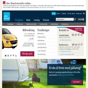 Alm. Brand - Forsikring