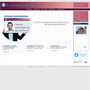 Basisbank | Vi tager din økonomi personligt