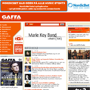 GAFFA.dk - kun om musik