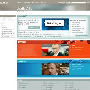dr.dk TV Live | Danmarks Radio